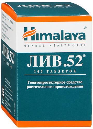 Лив 52 Таблетки Инструкция По Применению Цена - фото 7