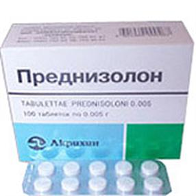 инструкция по применению преднизолона таблетки - фото 11